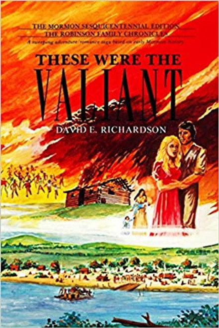 These Were The Valiant (Paperback)
