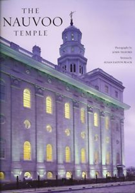 The Nauvoo Temple: Jewel of the Mississippi (Paperback)