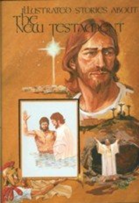 Illustrated Stories About the New Testament [16 Volume Set] (Hardcover)with cassets