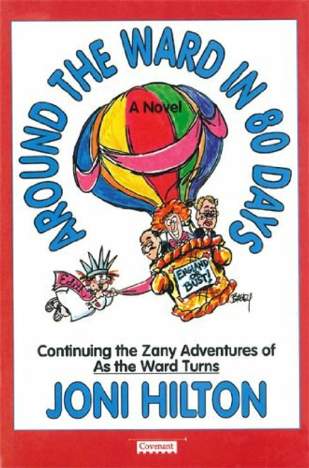 Around the Ward in 80 Days (Paperback)