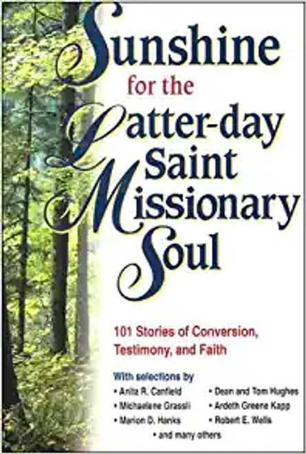 Sunshine for the Latter-Day Saint Missionary Soul (Paperback)