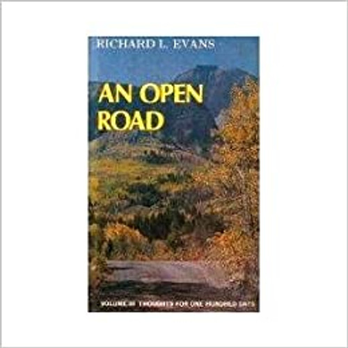 An Open Road, Vol. 3: Thoughts For One Hundred Days (Hardcover)