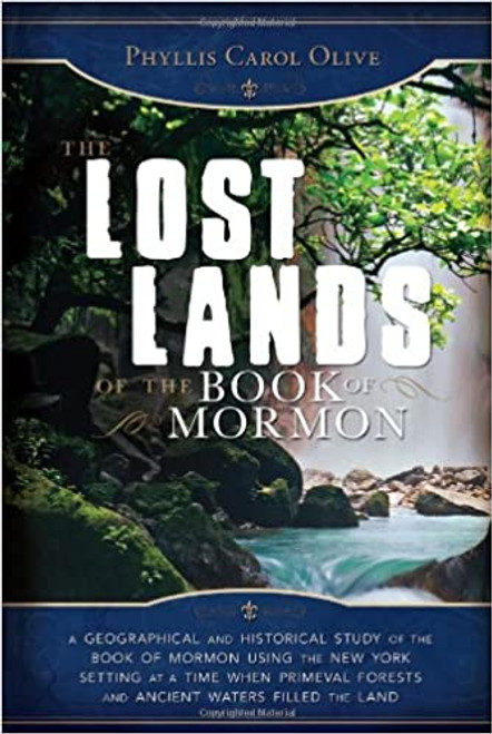 The Lost Lands of the Book of Mormon (Paperback)