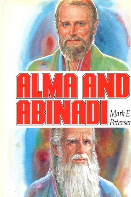 Alma and Abinadi (Hardcover)