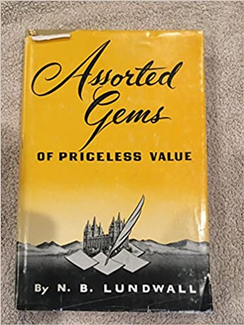 Assorted Gems of Priceless Value (Hardcover)