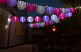 How to Decorate Outdoor Spaces with Lanterns in 15 Minutes