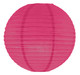 Buy Dark Pink Paper Hanging Lanterns Online