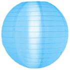 Turquoise Nylon Lanterns