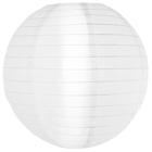 White Nylon Lanterns