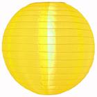 Yellow Nylon Outdoor Lanterns