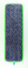 Rubbermaid Hygen Microfibre Wet Mop 40 cm Coded Green (2061055)
