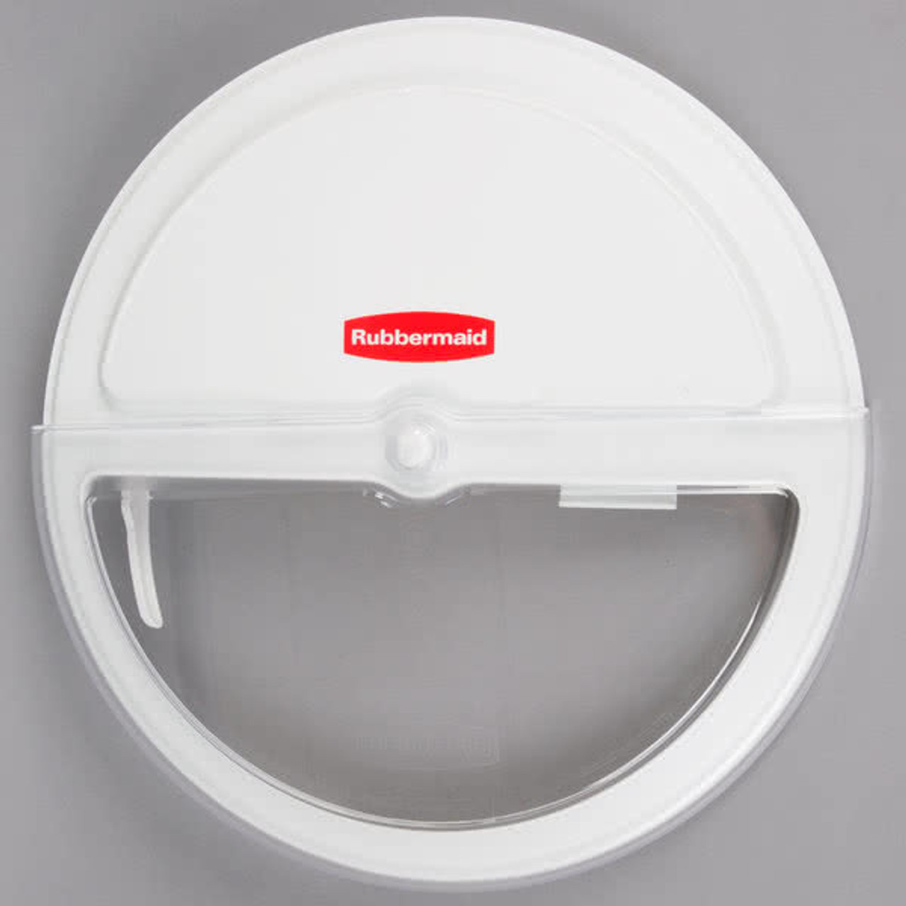 Rubbermaid Brute Sliding Lid - White - FG9G7700WHT