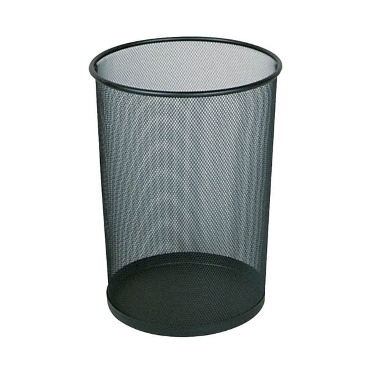 Rubbermaid Concept Collection Round - Black - FGWMB20BK