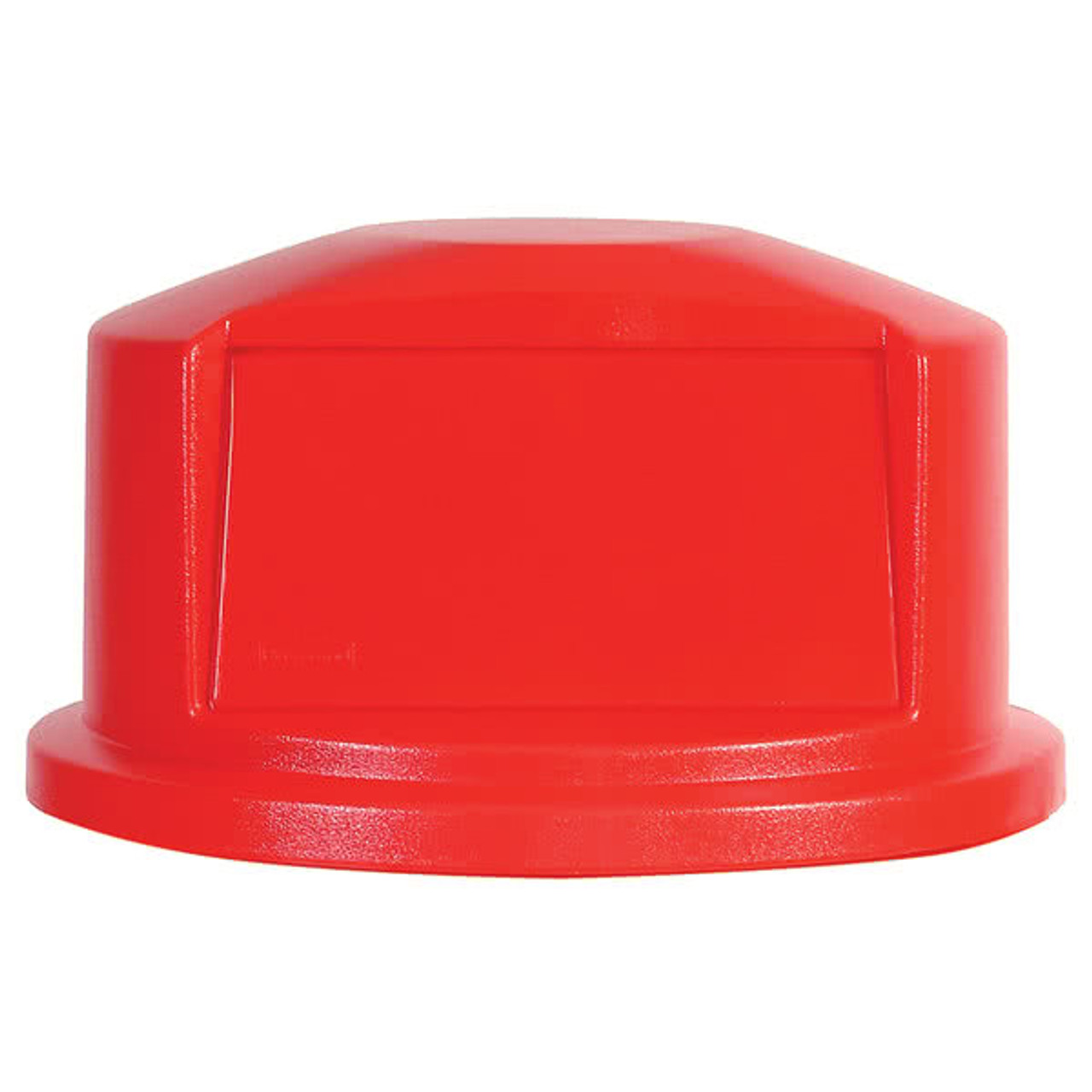 Rubbermaid Dome Top Fits FG2632 - Red - FG263788RED