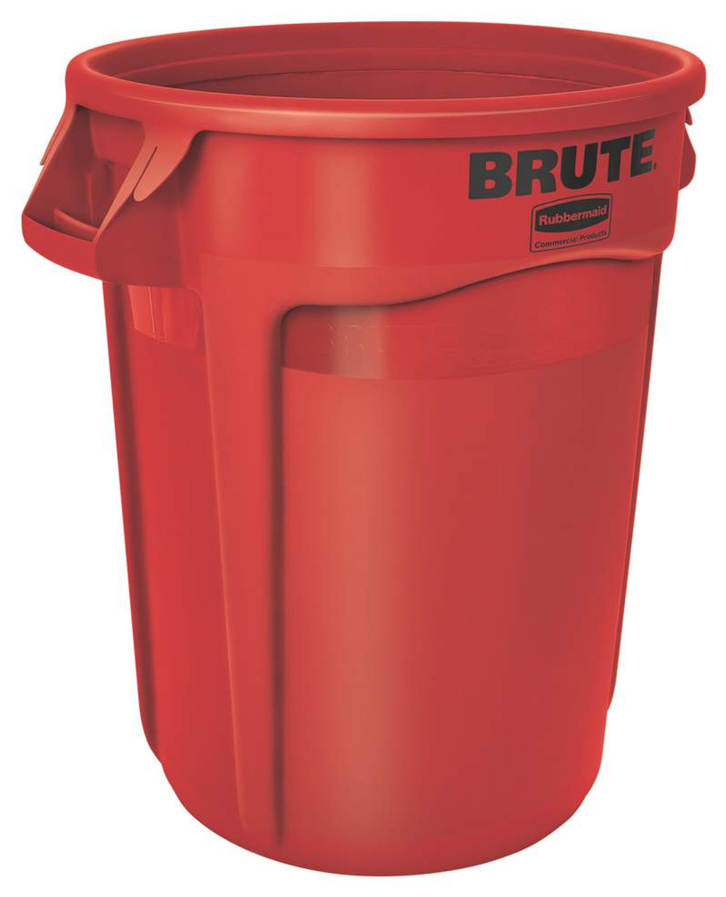 Rubbermaid Brute Container 121.1 L - Red - FG263200RED