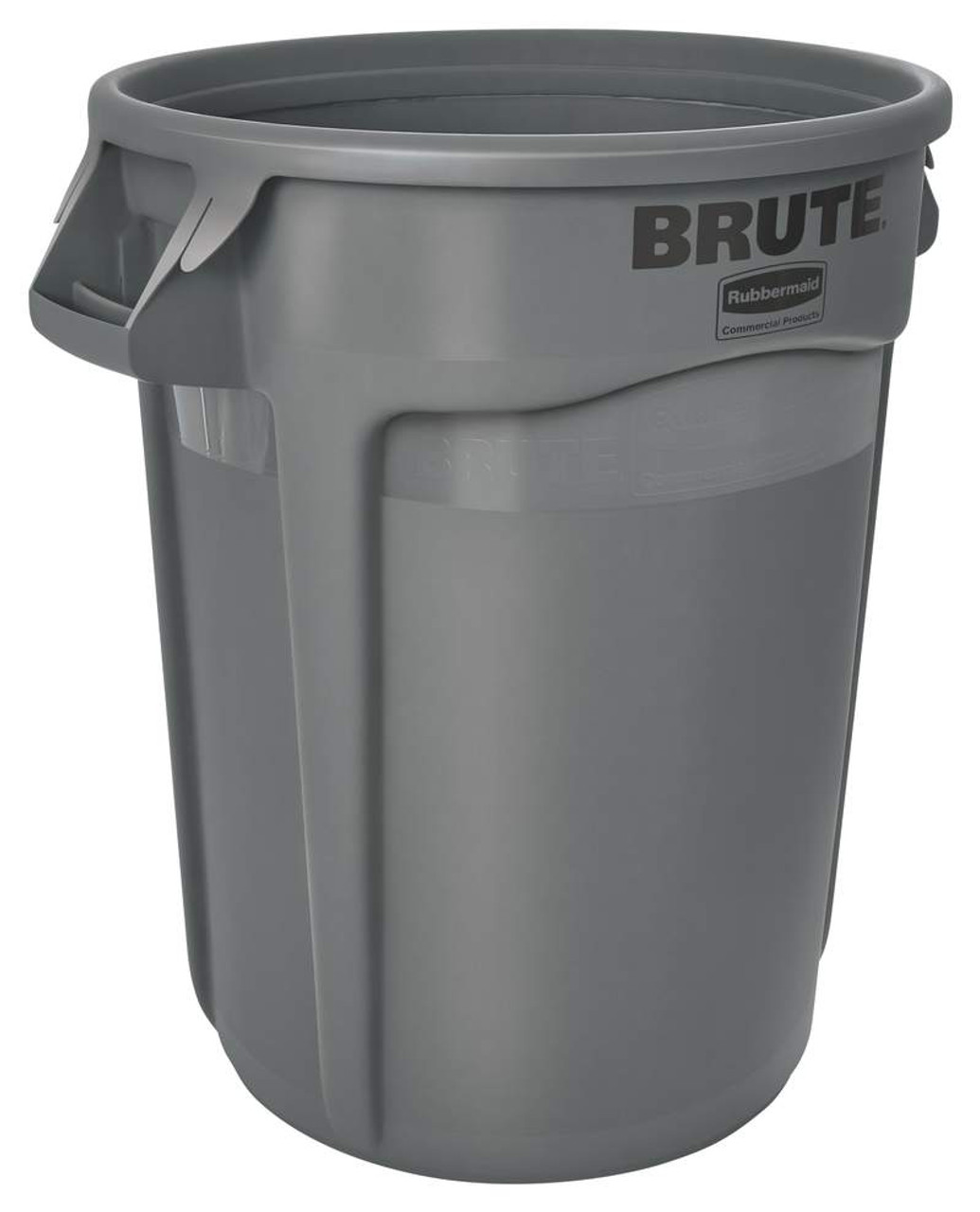 Rubbermaid Brute Container 121.1 L - Grey - FG263200GRAY