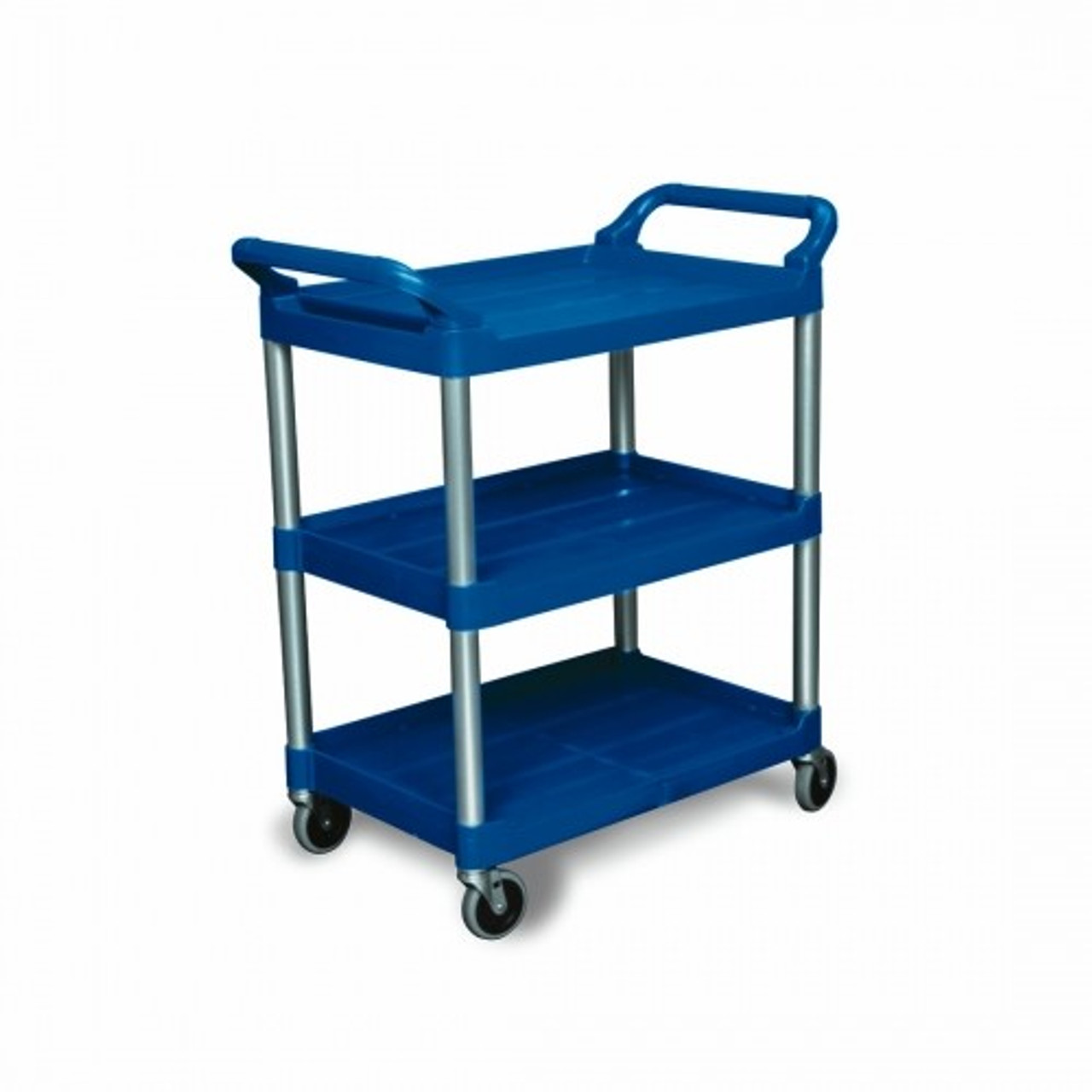 Rubbermaid Utility Cart - Blue