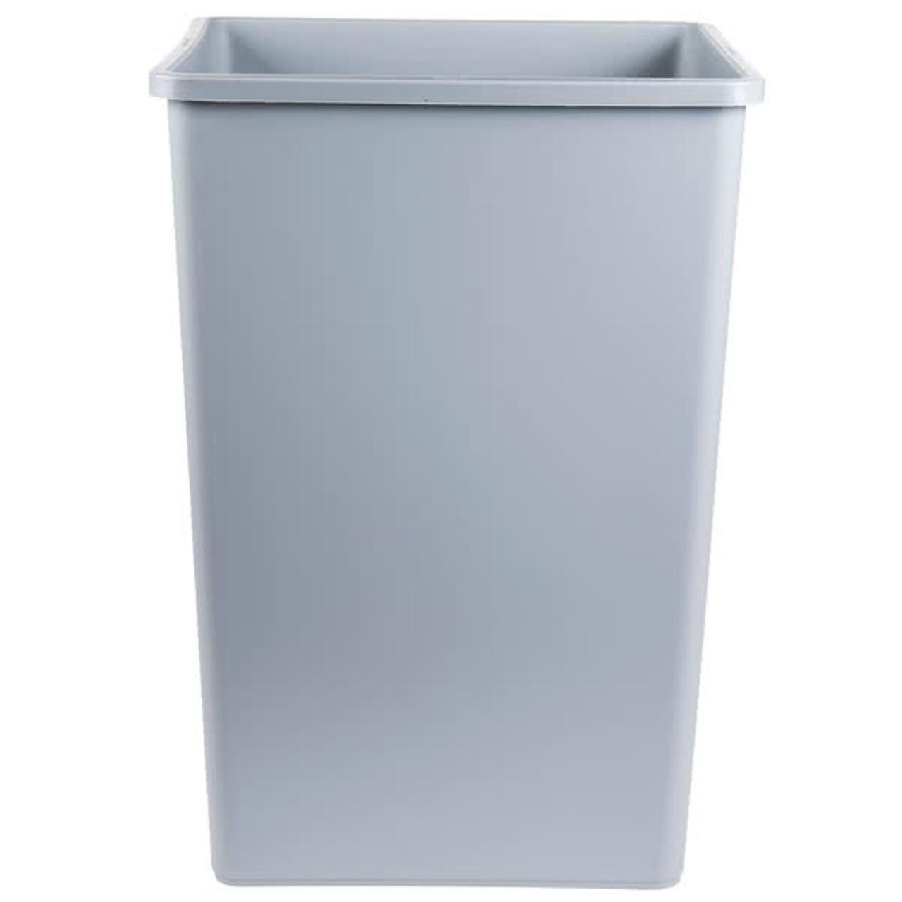 Rubbermaid Square Container 132.5 L - Grey