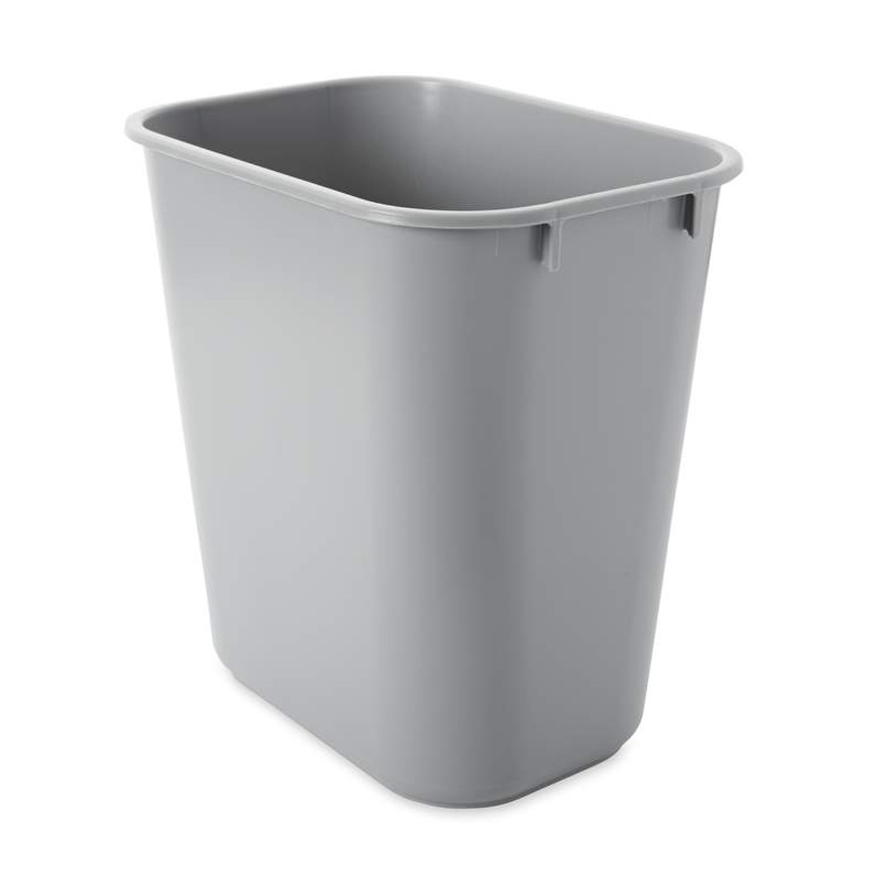 Rubbermaid Rectangular Wastebasket 12.9 L  - FG295500GRAY