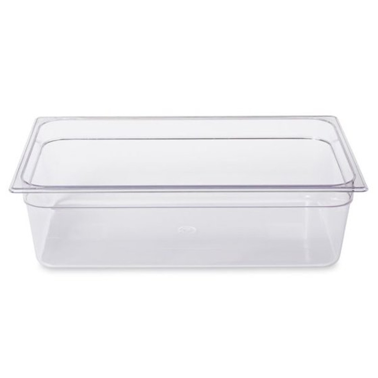 Rubbermaid Gastronorm Food Pan 1/1 150 mm - Clear - FG132P00CLR