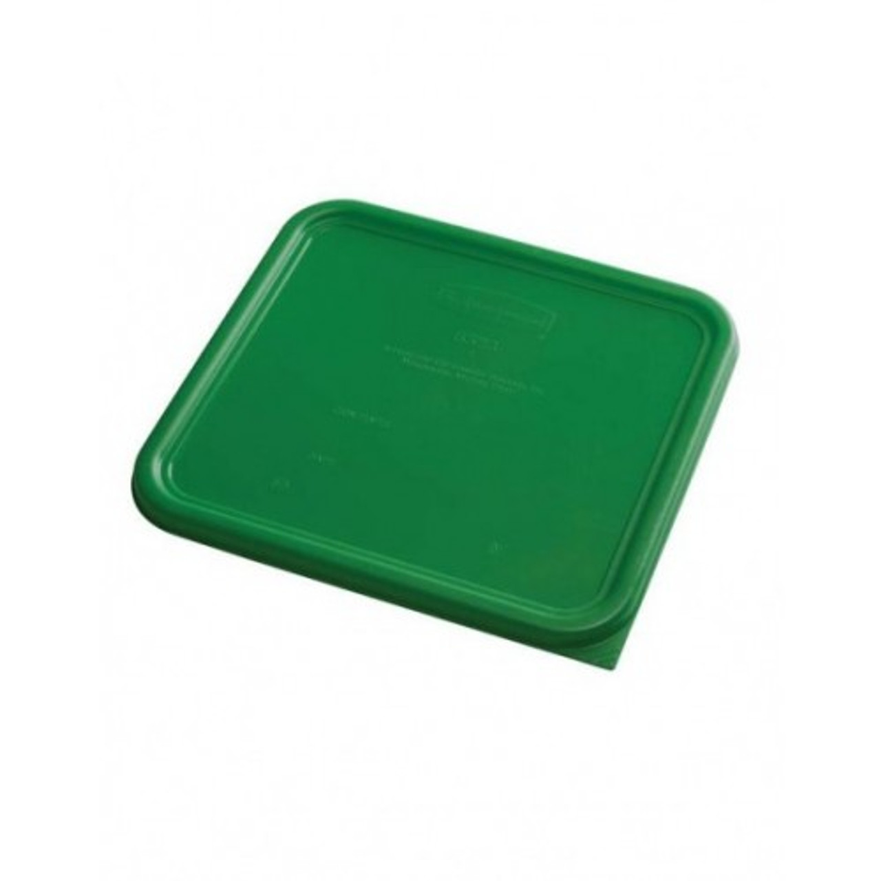 Rubbermaid Square Container Lid - Small Green - 1980301