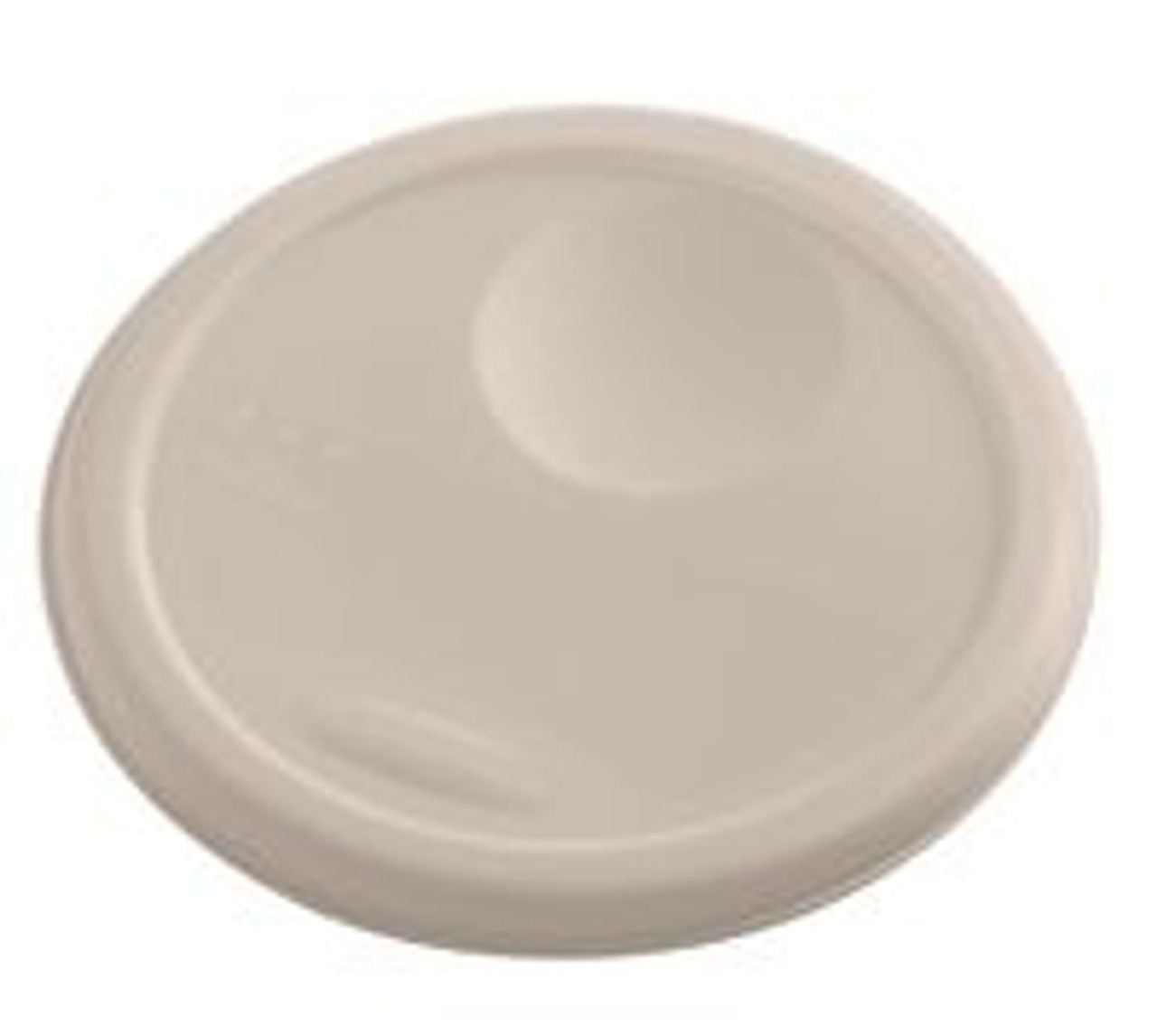 Rubbermaid Round Container Lid - Small Brown - 1980258