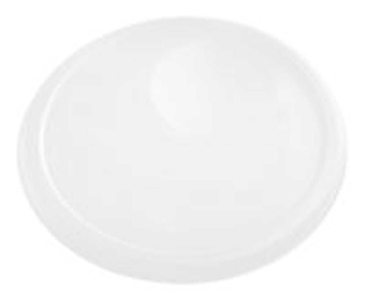 Rubbermaid Round Container Lid - Medium White - 1980259