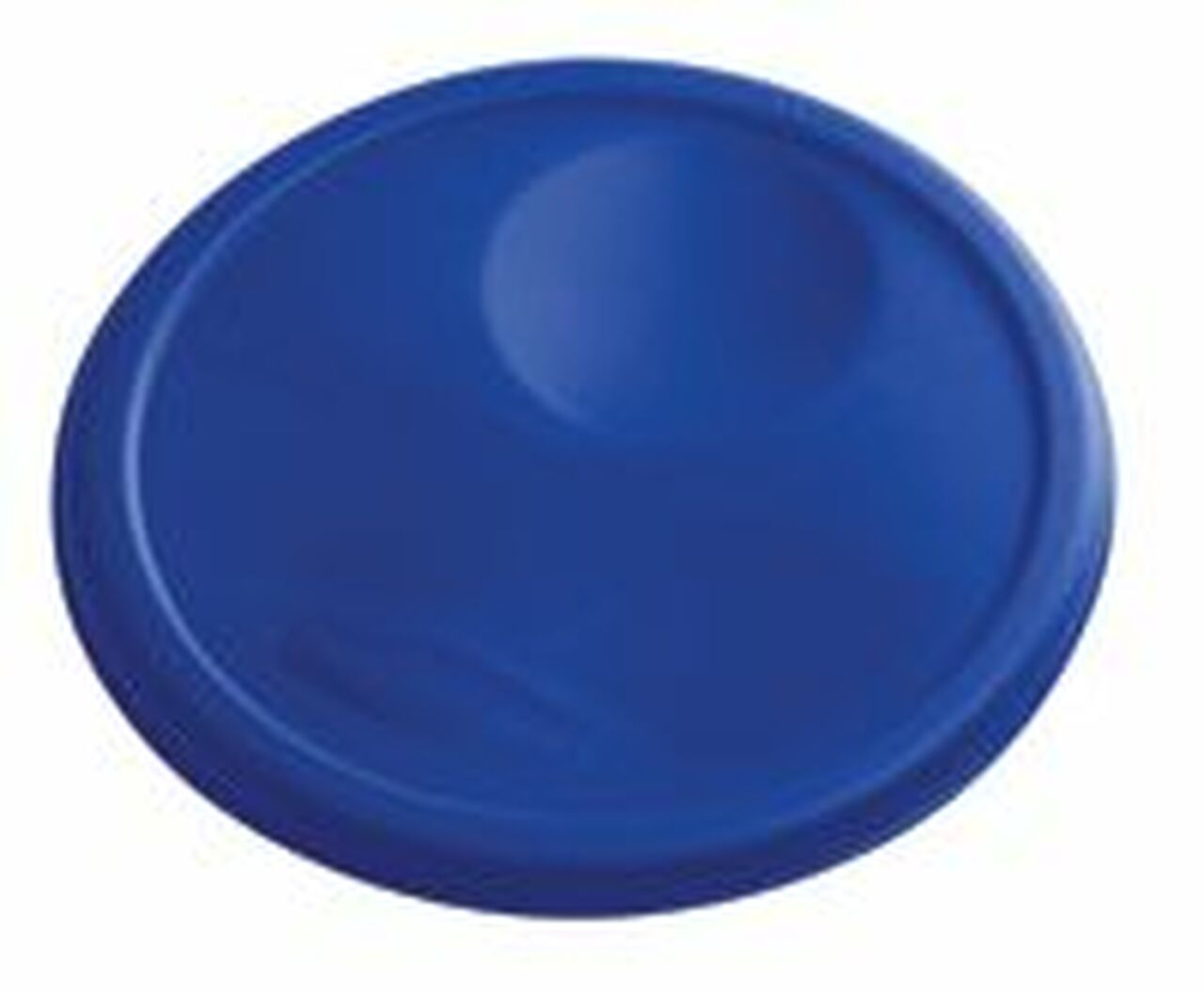 Rubbermaid Round Container Lid - Medium Blue