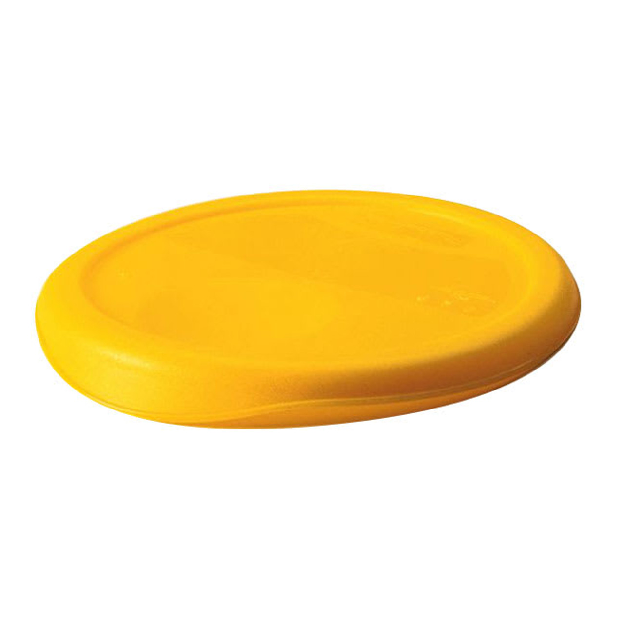Rubbermaid Square Container Lid - Small  Yellow - FG572500YEL