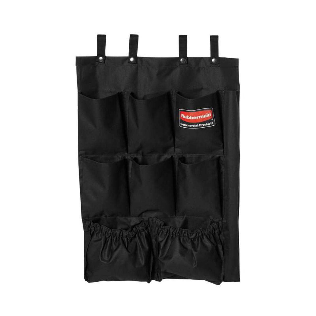 Rubbermaid Pocket Fabric Organiser - FG9T9000BLA