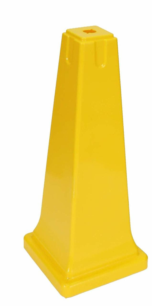 Rubbermaid Blank Safety Cone