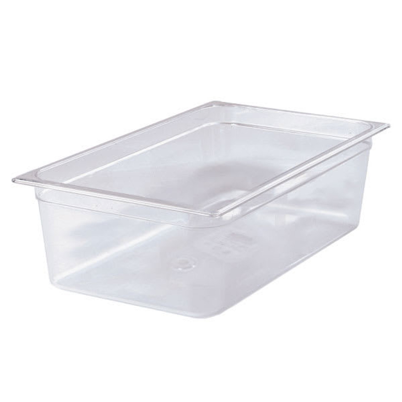 Rubbermaid Gastronorm Food Pan 1/1 200 mm - FG133P00CLR