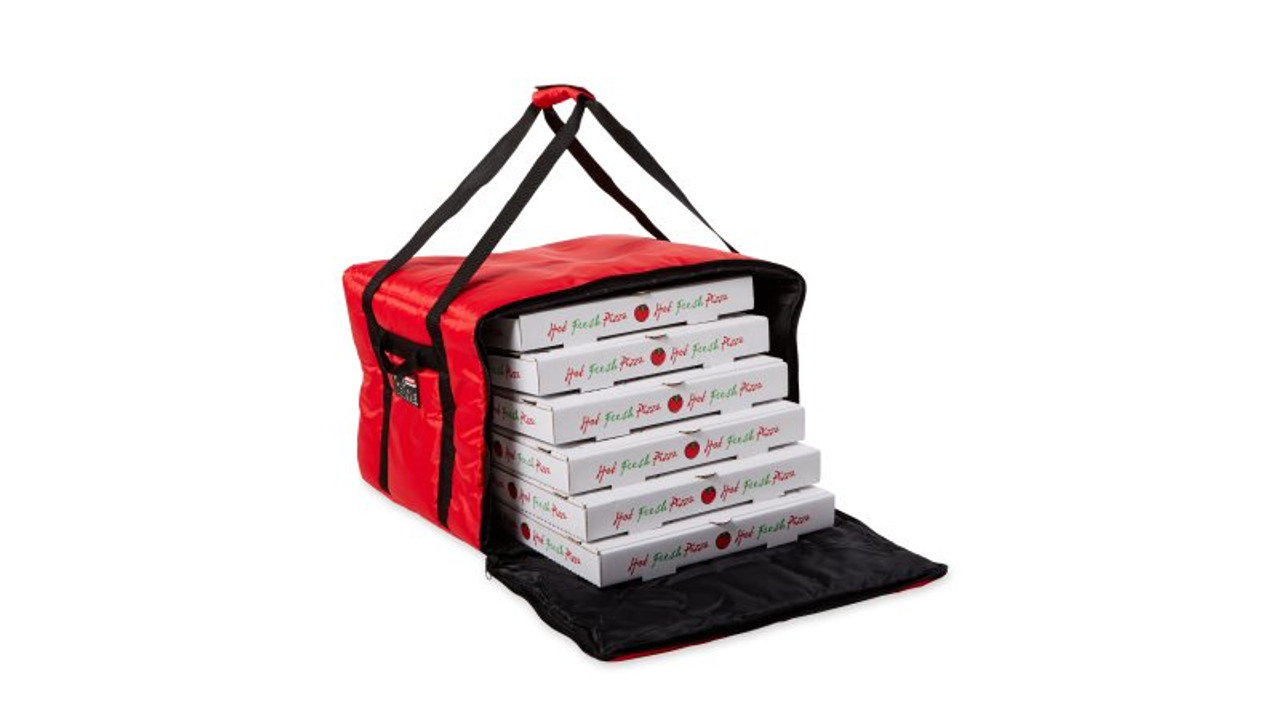 Rubbermaid Pizza Catering Bag (Large) - FG9F3900RED