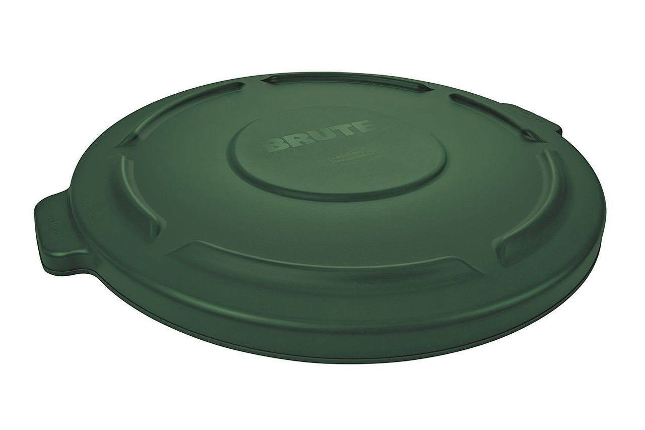 Rubbermaid Brute Lid For Fg262000 - Dark Green - FG261960DGRN
