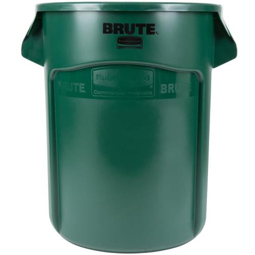 Rubbermaid Brute Container 76L - Dark Green