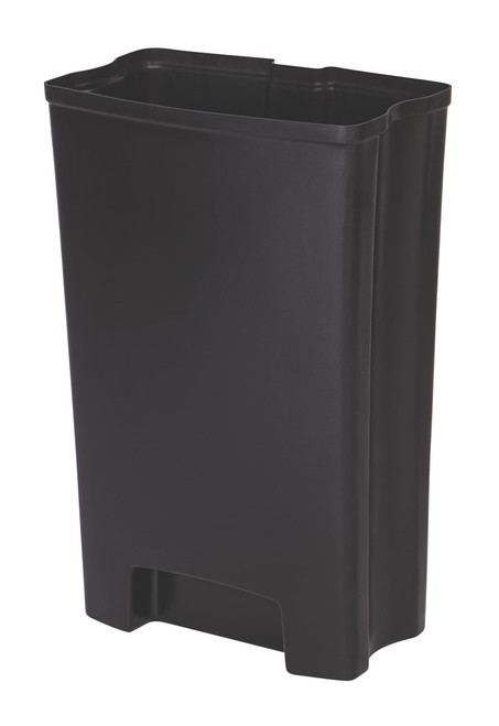 Rubbermaid Rigid Liner For Slim Jim 50L Resin End Step