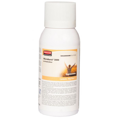 Rubbermaid Microburst 3000 Expressions 75ml Aerosol