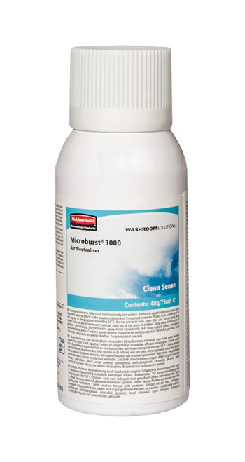 Rubbermaid Microburst 3000 Clean Sense 75ml Aerosol
