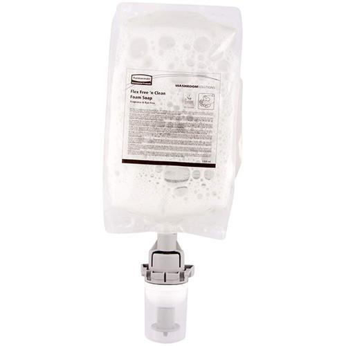 Rubbermaid 1300ml  Flex Free'N Clean Foam Soap (Fragrance & Dye Free)  Ecolabel