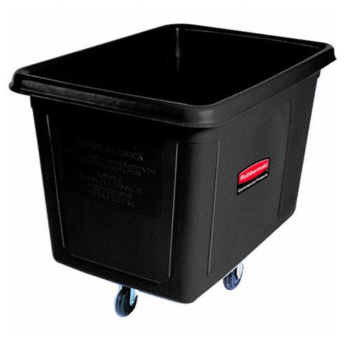Rubbermaid Cube Truck 0.5 M³ - Black