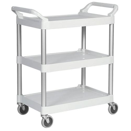 Rubbermaid Utility Cart - White