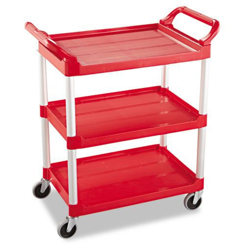 Rubbermaid Utility Cart - Red