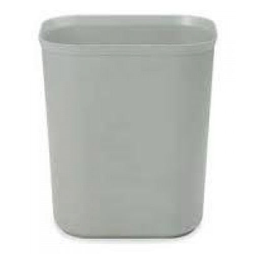 Rubbermaid Fire Resistant Wastebasket 13.2 L - Grey