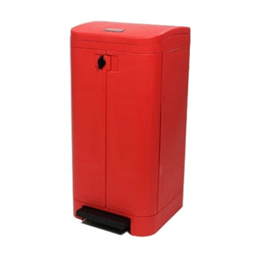 Rubbermaid Step-On Best 100 L - Red