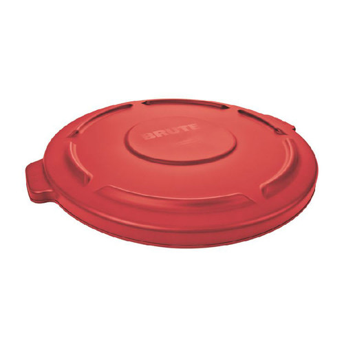 Rubbermaid Snap-On Lid fits FG2632 - Red