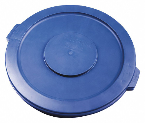 Rubbermaid Snap-On Lid fits FG2632 - Blue