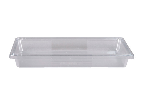 Rubbermaid Food Box 19 L Shallow - Clear