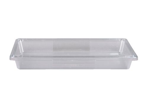 Rubbermaid Food Box 19 L Shallow - Clear