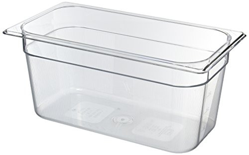Rubbermaid Gastronorm Food Pan 1/3 150 mm - Clear