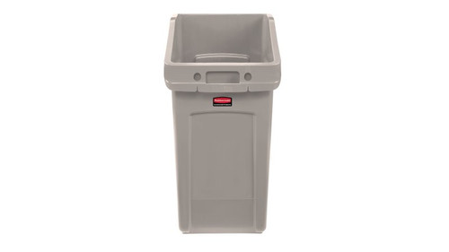 Rubbermaid Slim Jim Under Counter Container 87 L - Beige